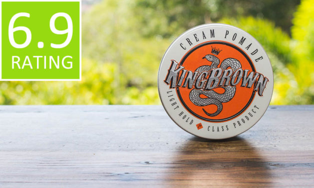 King Brown Cream Pomade – Review
