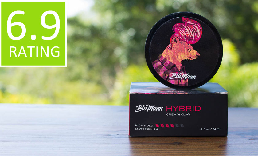 Hybrid Cream Clay by Blumaan – Review