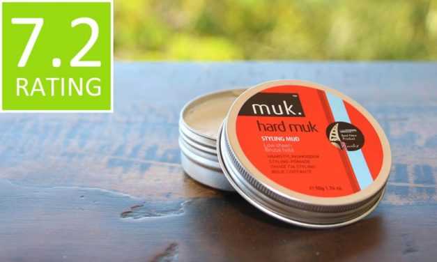 MUK Haircare: Hard muk styling mud – Review