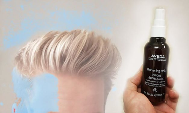 Aveda Thickening TonicReview | Fuller Style for Thin Hair