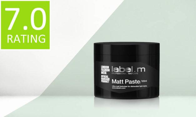 Label.m Matte Paste Review | Unbeatable value?