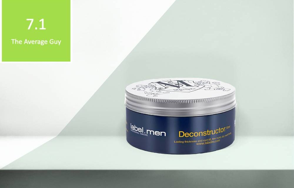 label.men Deconstructor Review – A Versatile Matte Paste