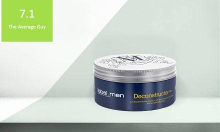 label.men Deconstructor Review – A Versatile Matte Paste