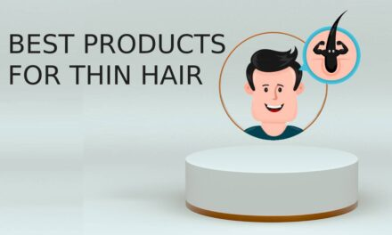 Best hair styling products for men with fine or thin hair