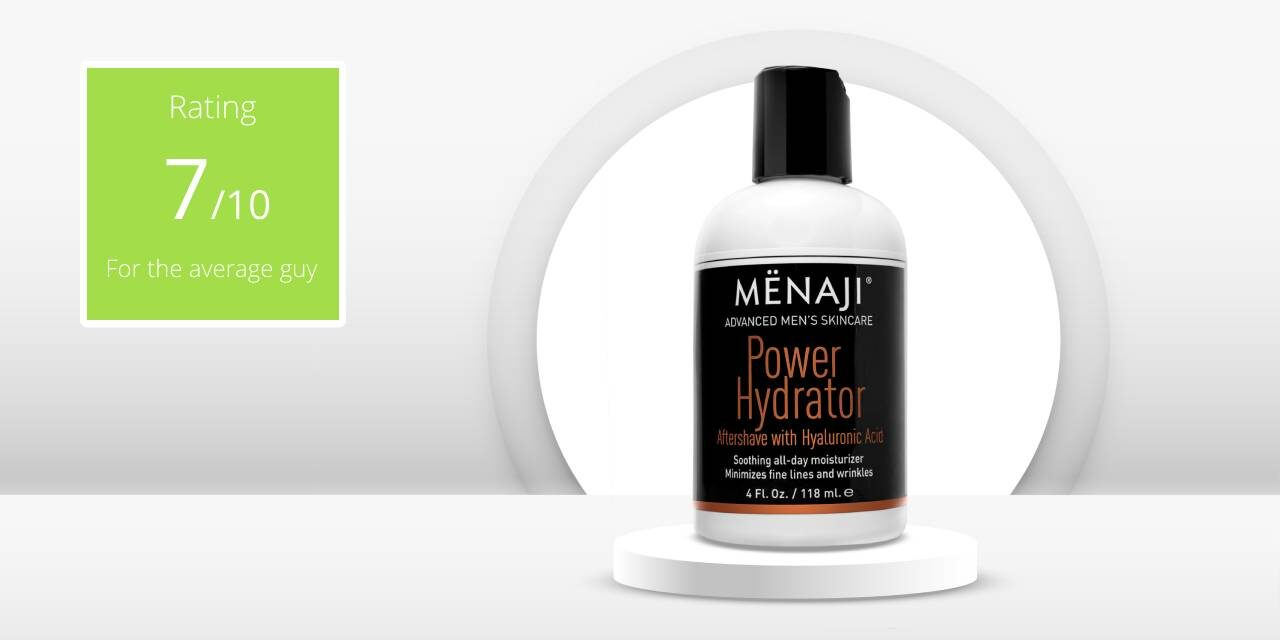 Review – Menaji Men's Power Hydrator | A handy all-rounder!